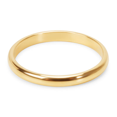 Tiffany & Co. Wedding Band in 18K Yellow Gold
