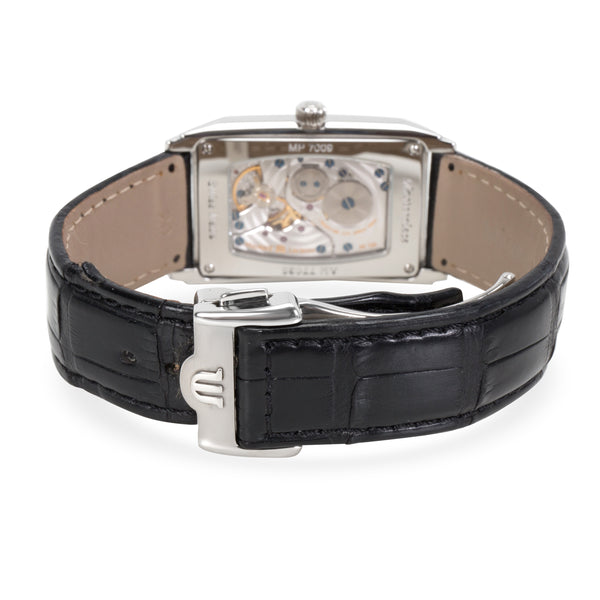 Maurice Lacroix Rectangulaire MP7009 Men's Watch in Stainless Stainless Steel