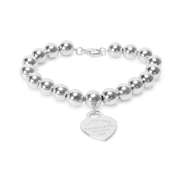 Tiffany & Co. Return to Tiffany Ball Bracelet in Sterling Silver