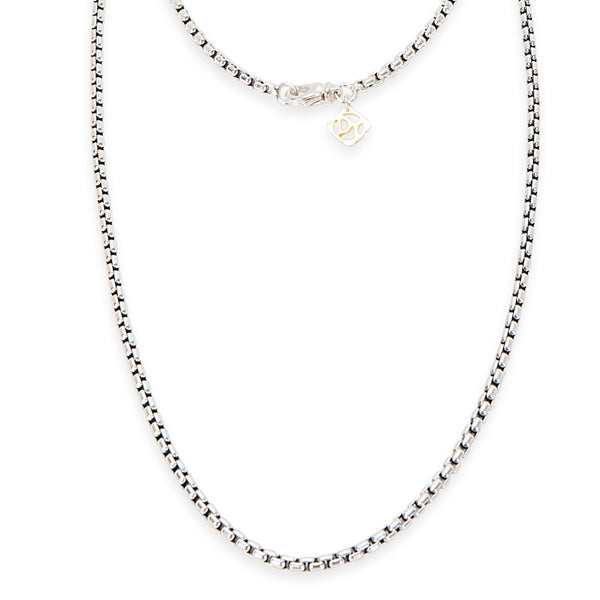 David Yurman Box Chain in Sterling Silver (2.6 mm)