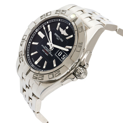 Breitling Galactic 41 A49350L2/BA07 Men's Watch in  Stainless Steel