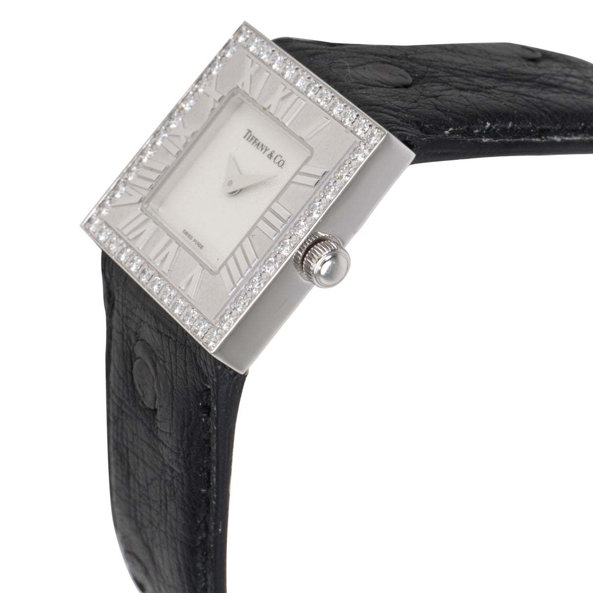 Tiffany & Co. Atlas Atlas Women's Watch in 18kt White Gold