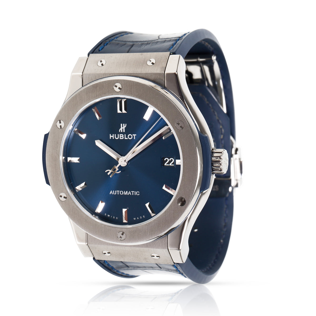 Hublot Classic Fusion 511.NX.7170.LR Men's Watch in  Titanium