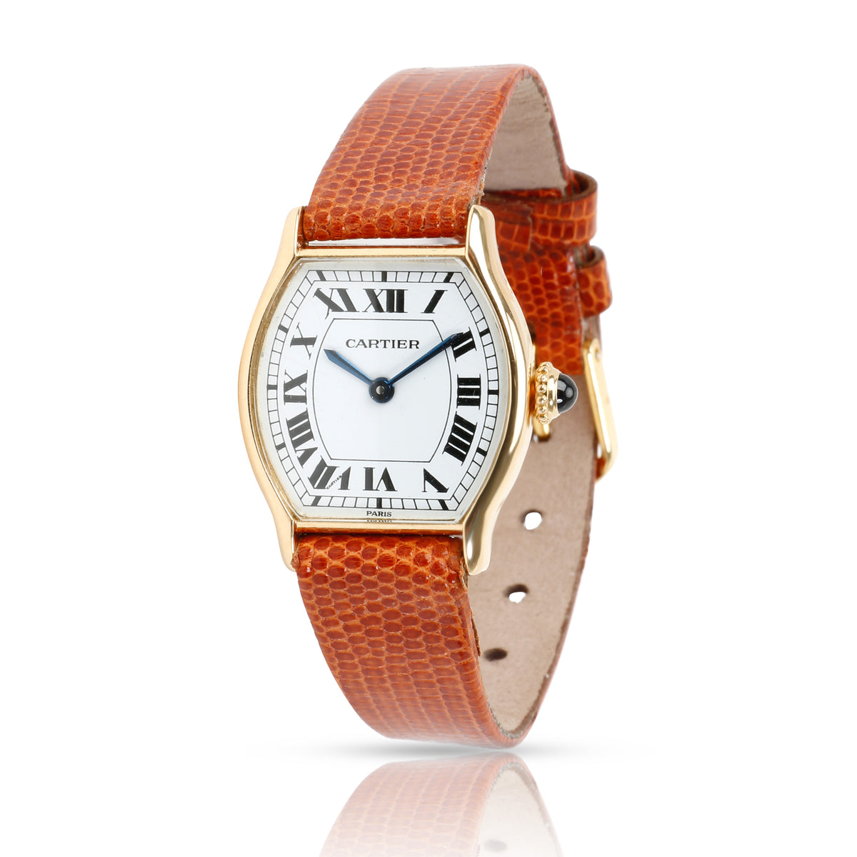 Cartier Tortue Tortue Women's Watch in 18kt Yellow Gold