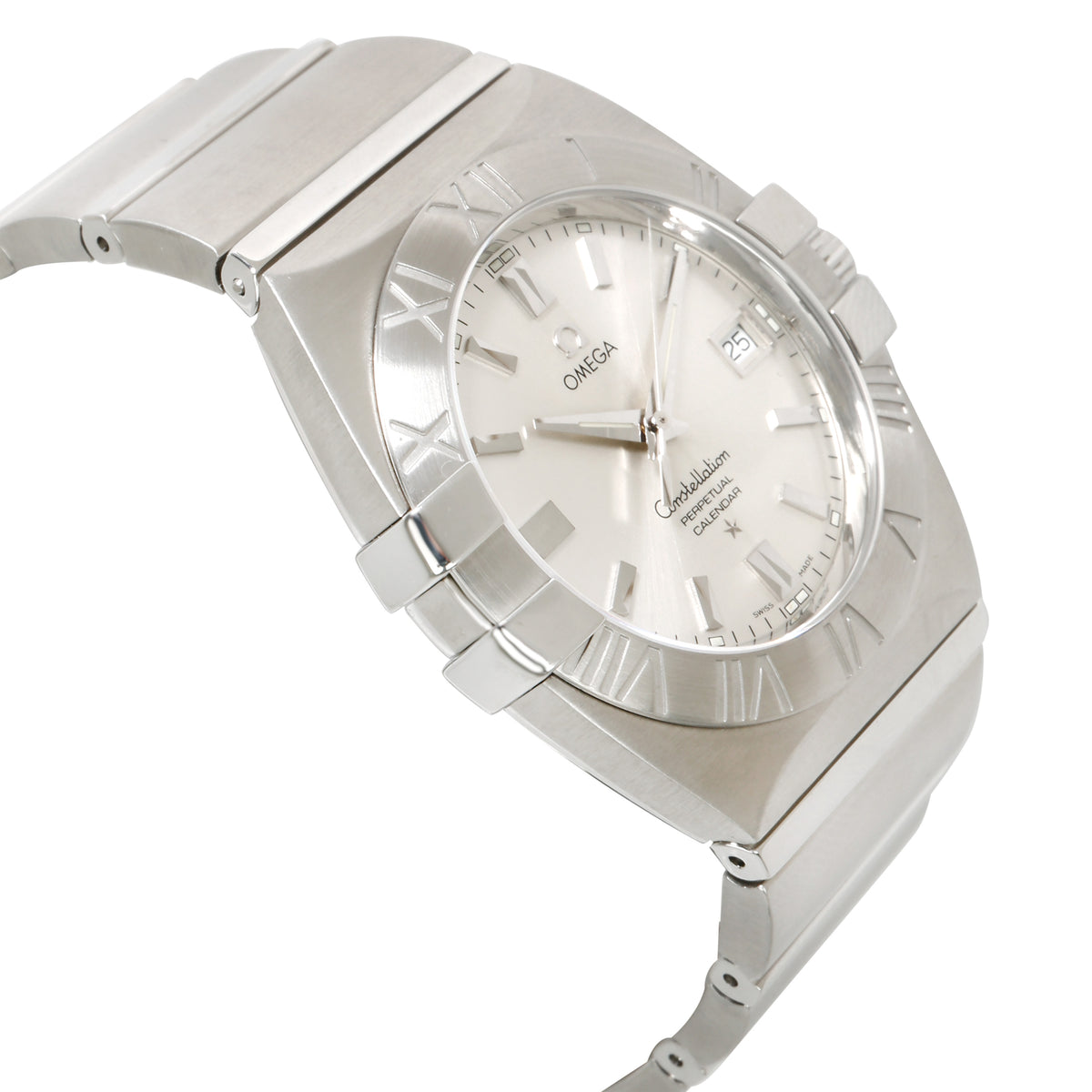 Omega Double Eagle 1513.30 Men's Watch in  Stainless Steel