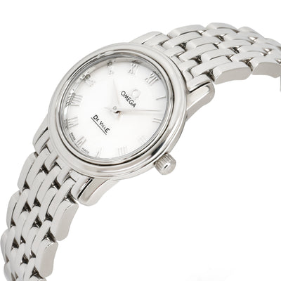 Omega Prestige 4570.71.00 Women's Watch in  Stainless Steel