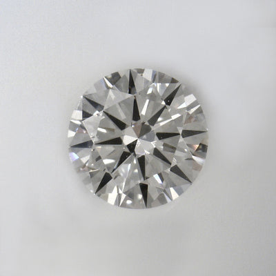 GIA Certified Round cut, H color, VS2 clarity, 1.02 Ct Loose Diamonds