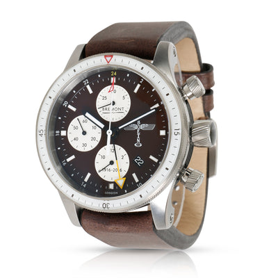 Bremont Boeing 100 BB100 Men's Watch in  Titanium