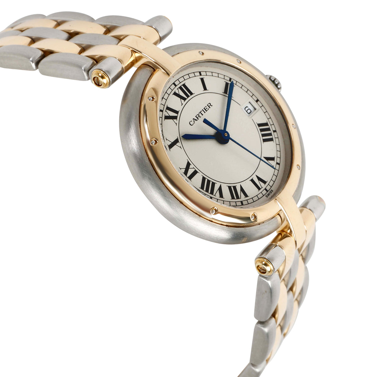 Cartier Panthere 183964 Unisex Watch in 18kt Stainless Steel/Yellow Gold