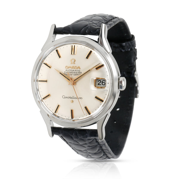 Omega Constellation 168.005 Men's Watch in  Stainless Steel