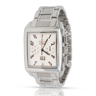 Zenith Port Royal Grande 03.0550.4010 Men's Watch in  Stainless Steel