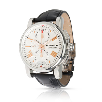Montblanc Star 105856 Men's Watch in  Stainless Steel