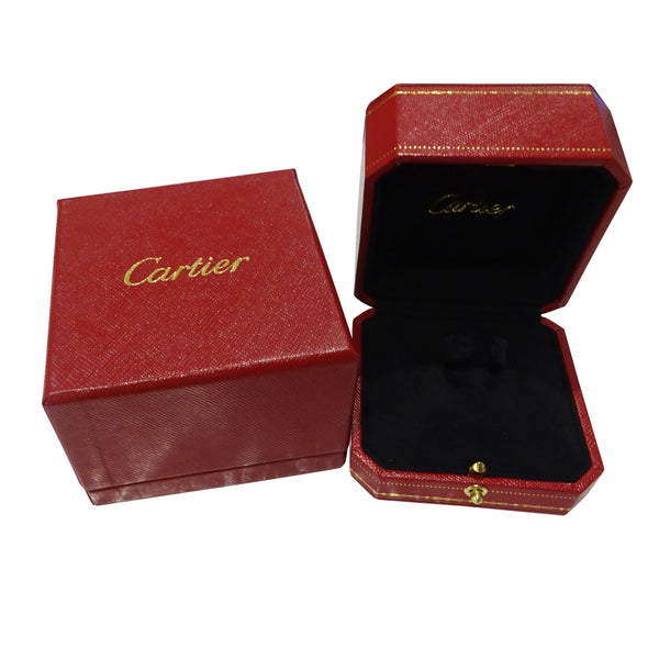 Cartier Juste Un Clou Diamond Ring in 18K Yellow Gold (Size 53)