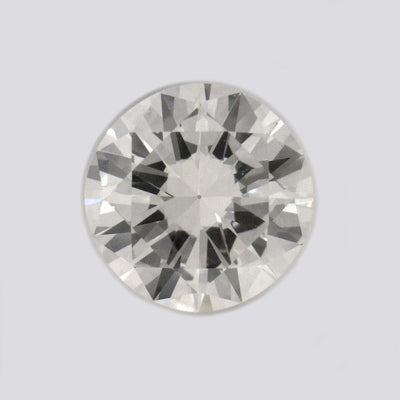 GIA Certified Round cut, H color, VS2 clarity, 0.51 Ct Loose Diamonds