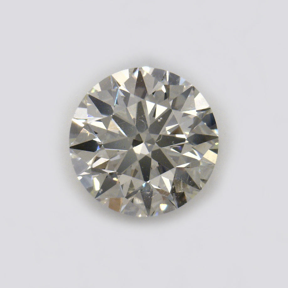 GIA Certified Round cut, L color, VS2 clarity, 1.12 Ct Loose Diamonds