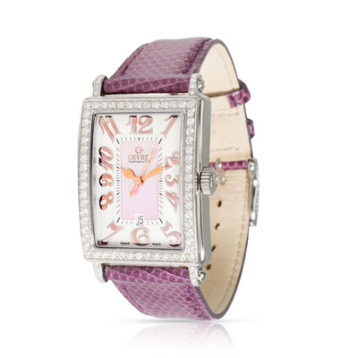 Gevril Avenue of the Americas 7248RL Women's Watch in  Stainless Steel