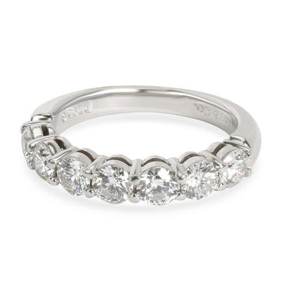 Tiffany & Co. & Stone Embrace Diamond Band in  Platinum 1 CTW