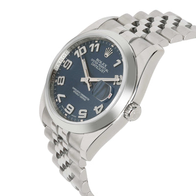 Rolex Datejust 116200 Men's Watch in  Stainless Steel