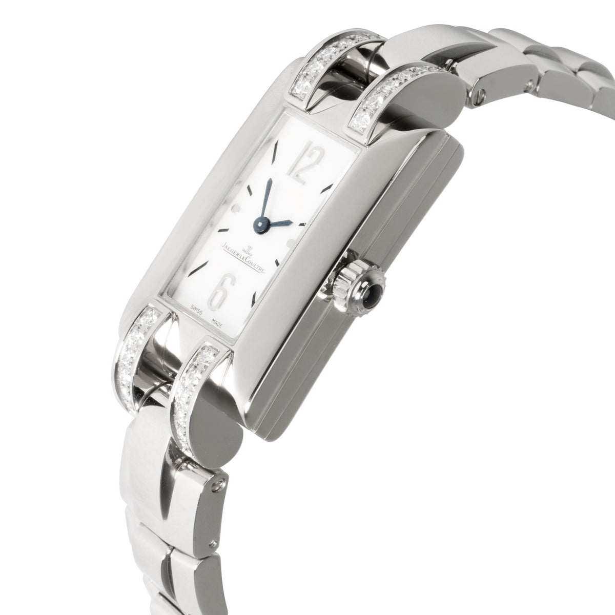 Jaeger-LeCoultre Ideale Q4608121 Women's Watch in  Stainless Steel