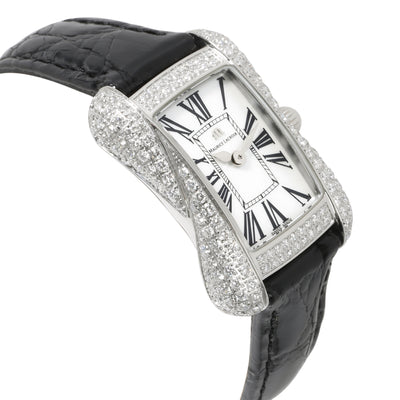 Maurice Lacroix Divina DV5011-SD Women's Watch in  Stainless Steel