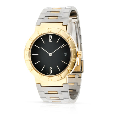 Bulgari Bvlgari Bvlgari BB 33 GS Unisex Watch in 18kt Stainless Steel/Yellow Gol