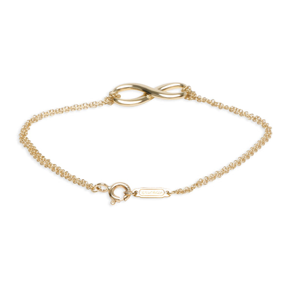Tiffany & Co. Infinity Bracelet in 18K Yellow Gold