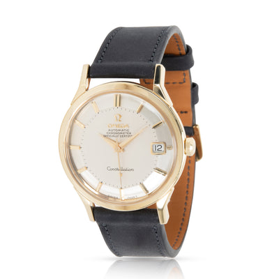 Omega Constellation 168.005 Men's Watch in 14kt Yellow Gold