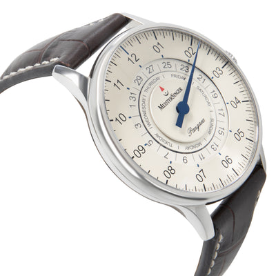 MeisterSinger Pangaea PDD903 Men's Watch in  Stainless Steel