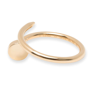 Cartier Juste un Clou Ring in 18KT Yellow Gold