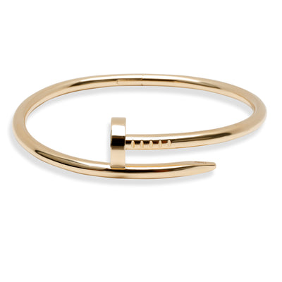 Cartier Juste un Clou Bangle in 18K Yellow Gold