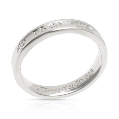 Tiffany & Co. 1837 Collection Men's  Ring in  Sterling Silver