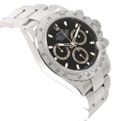 Rolex Cosmograph Daytona 116520 Men's Watch in  Stainless Steel