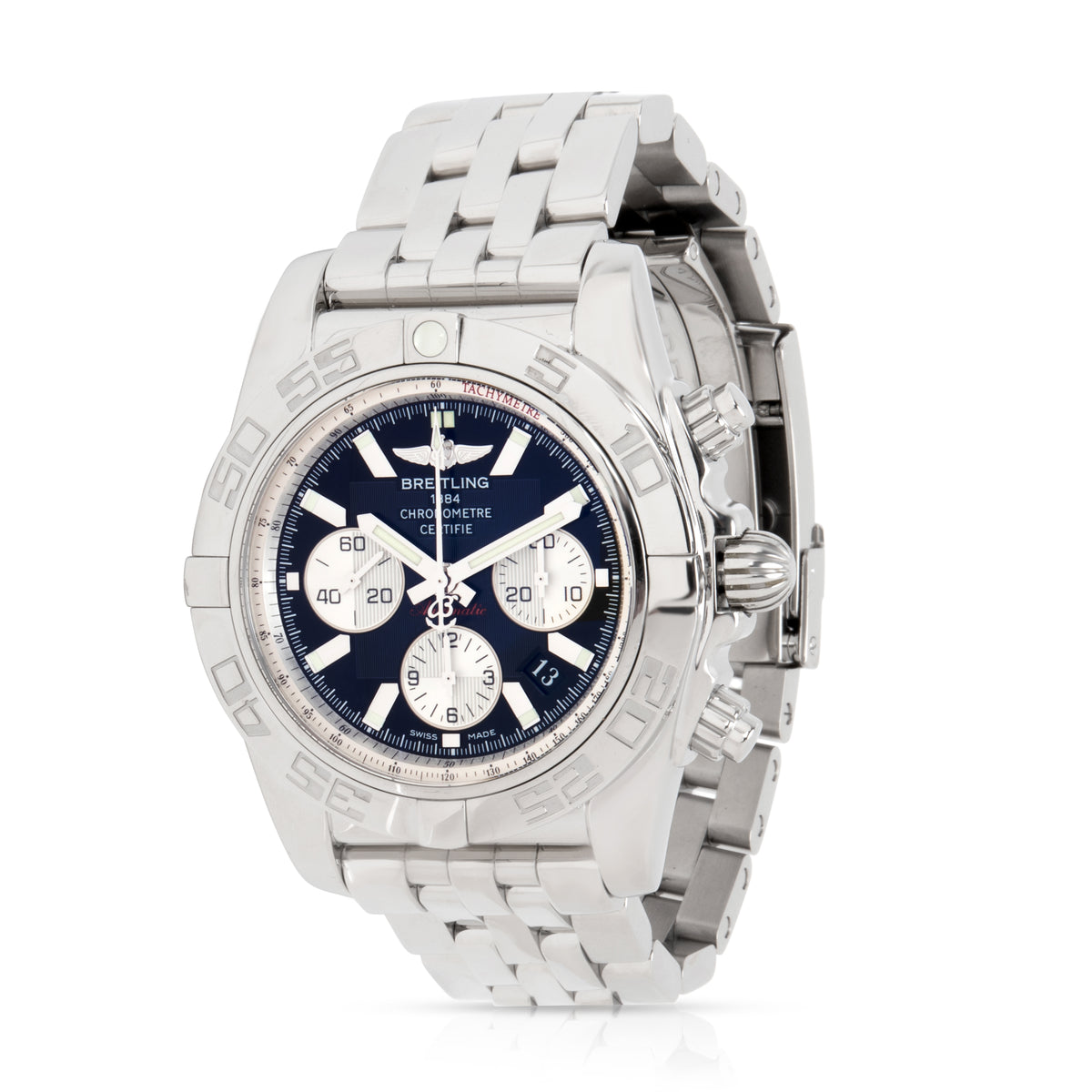 Breitling Chronomat AB011012/B967 Men's Watch in  Stainless Steel