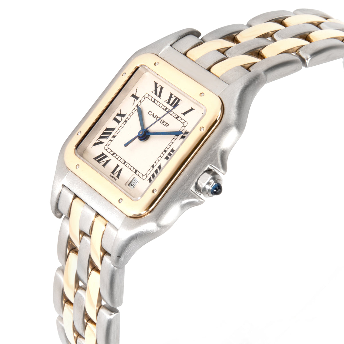 Cartier Panther 183949 Unisex Watch in 18kt Stainless Steel/Yellow Gold