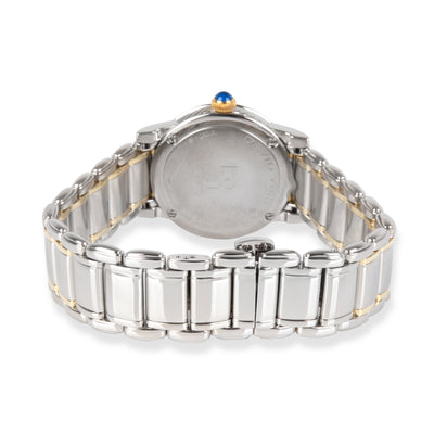 David Yurman Classic T717-S Women's Watch in 18K Stainless Steel/Yellow Gold