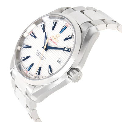 Omega Seamaster Ryder Cup 231.10.42.21.02.005 Men's Watch in  Stainless Steel