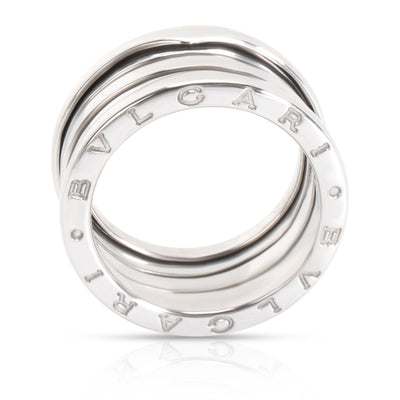 Bulgari B.zero1 Ring in 18K White Gold (Size 57)
