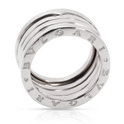 Bulgari B.zero1 Ring in 18K White Gold (Size 50)
