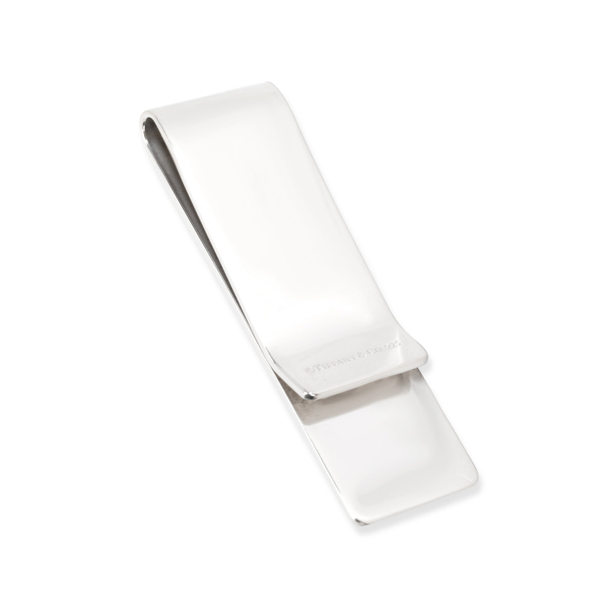 Tiffany & Co. 1837 Money Clip in Sterling Silver Unisex