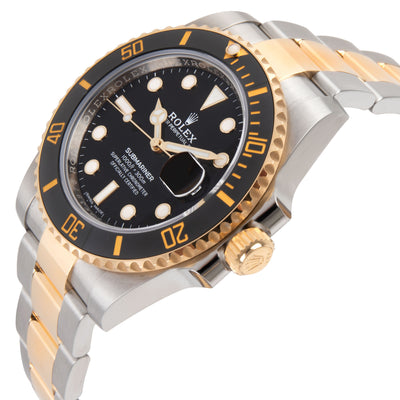 Rolex Submariner 116613LN Men's Watch in 18kt Stainless Steel/Yellow Gold