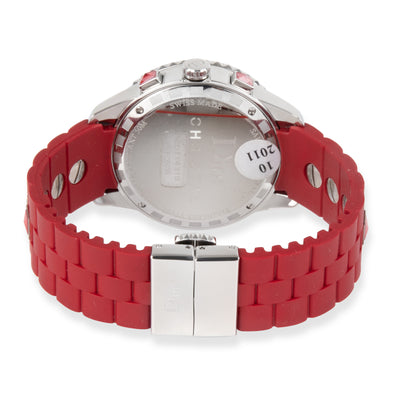 Christian Dior Christal CD11431BR001 Unisex Watch in  Stainless Steel