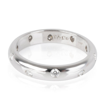 Tiffany & Co. Etiole Diamond Band in Platinum 0.22 ctw