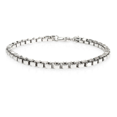 Tiffany & Co. Venetian Link Bracelet in Sterling Silver