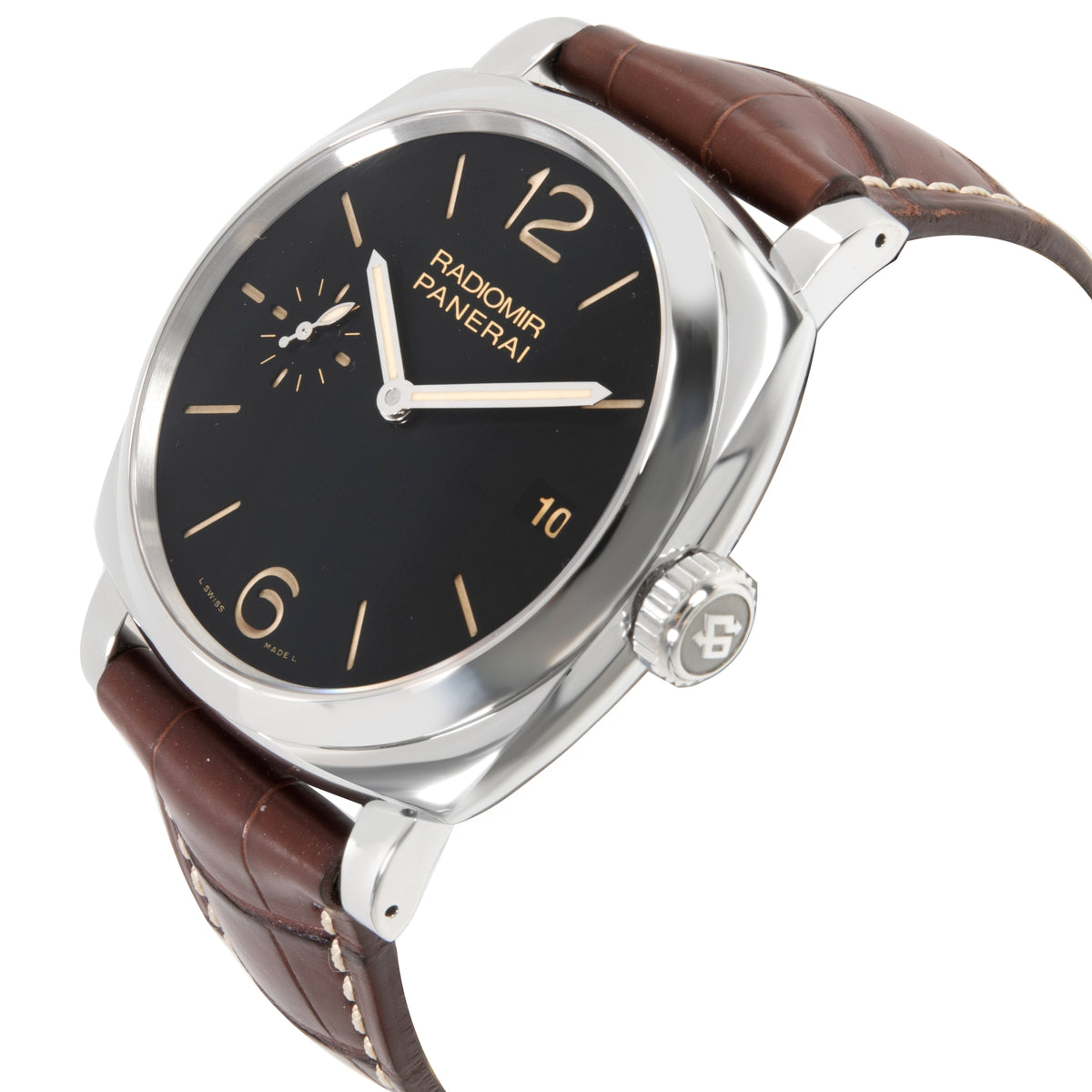 Panerai Radiomir 1940 3 Day PAM00514 Men's Watch in  Stainless Steel