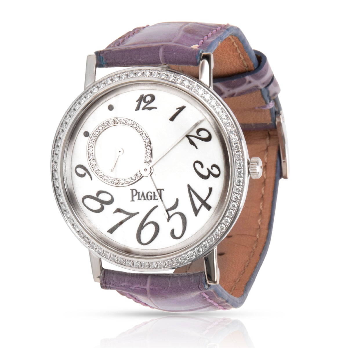 Piaget Altiplano GOA31106 Women's Watch in 18kt White Gold