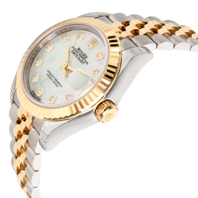 Rolex Datejust 279173 Women's Watch in 18kt Stainless Steel/Yellow Gold