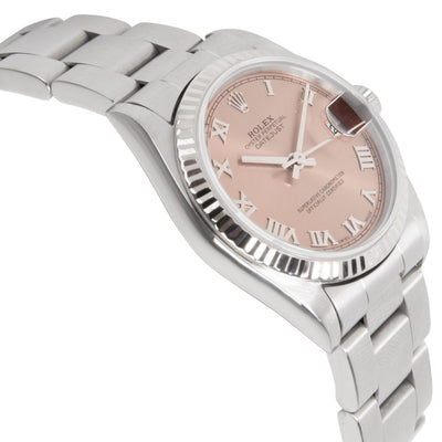 Rolex Datejust 78274 Unisex Watch in 18kt Stainless Steel/White Gold
