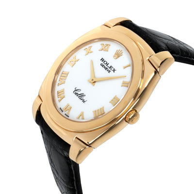 Rolex Cellini Cestello 5330 Men's Watch in 18kt Yellow Gold
