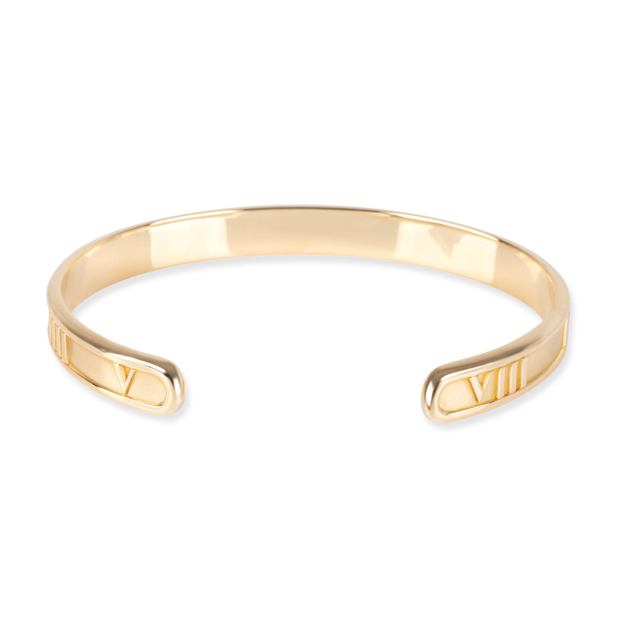 Tiffany & Co. Atlas Collection Cuff in 18K Yellow Gold