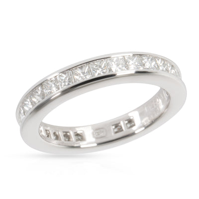 Harry Winston Channel Set Diamond Band in  Platinum 1.74 CTW